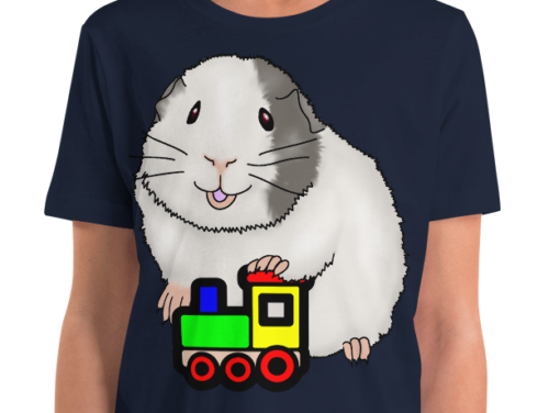 Cavy with Train